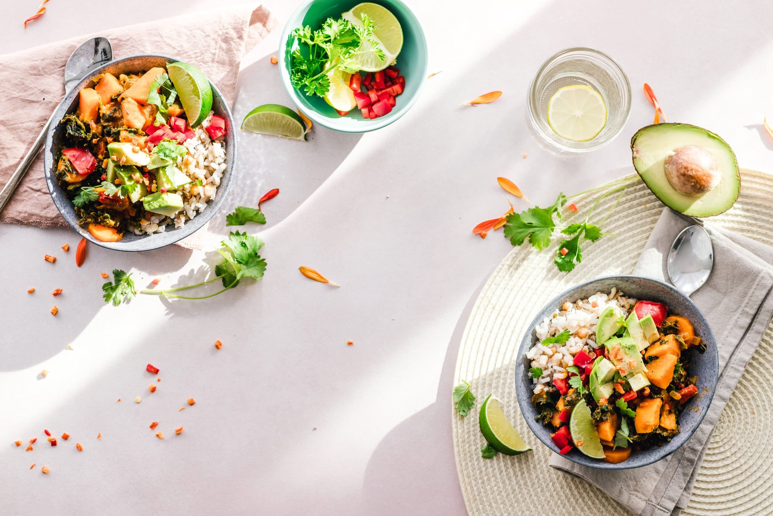 Canva Photo of Vegetable Salad in Bowls scaled